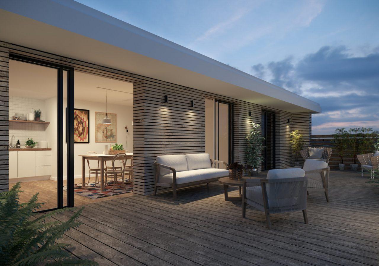 Sunny Side Residence - Rekon Construct