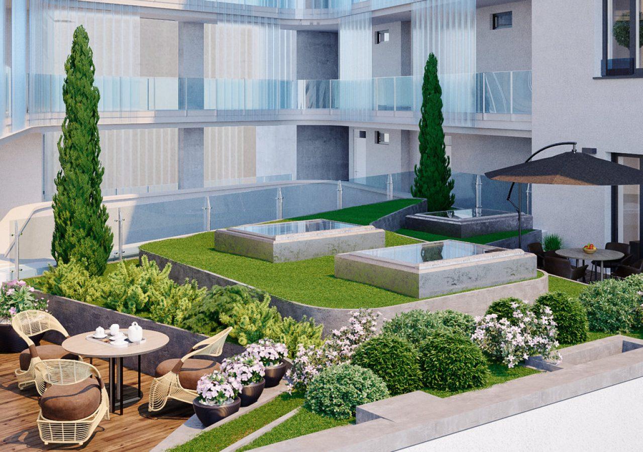 Erkel Residence - Rekon Construct
