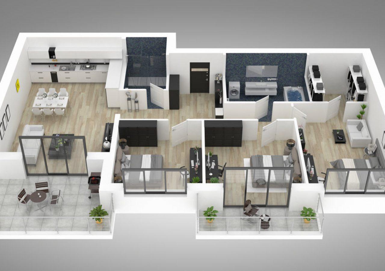 Ráday Residence - Rekon Construct